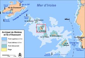 Archipel de Molene et Ouessant
