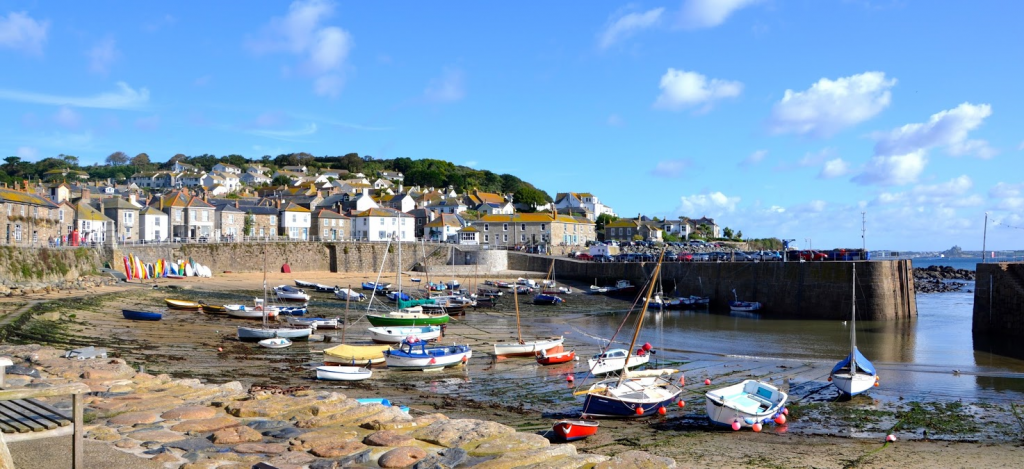 Le port de Mousehole