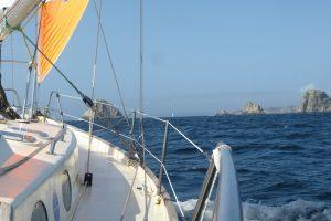 Navigation vers le Tas de pois