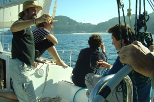 Croisiere îles Cies, Galice