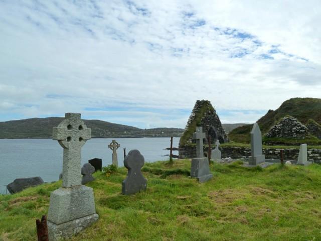 A la découverte des petits mouillages d'Irlande, en croisière stage croisière voile, départ de Brest