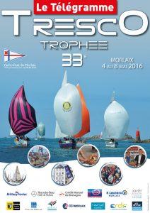 Course Croisiere Tresco Trophée