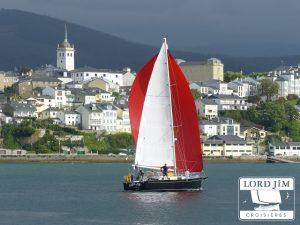 Croisière à la voile en Galice