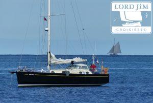 Rencontre au large des Iles Scilly