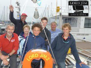 Croisière à la voile aux Iles Scilly - juillet 2016