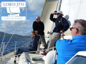 Croisères en Irlande à bord de Lord Jim