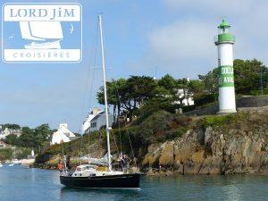 Navigation en Bretagne Sud