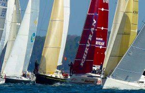 Départ Course croisière Tresco-Trophée 2016