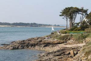 Entrée du Golfe du Morbihan
