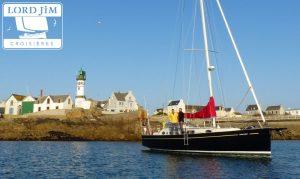 Escale au port de l'île de Sein