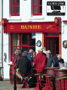 Escale dans un pub irlandais