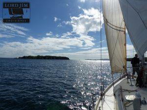 Croisière en Irlande à bord de Lord Jim