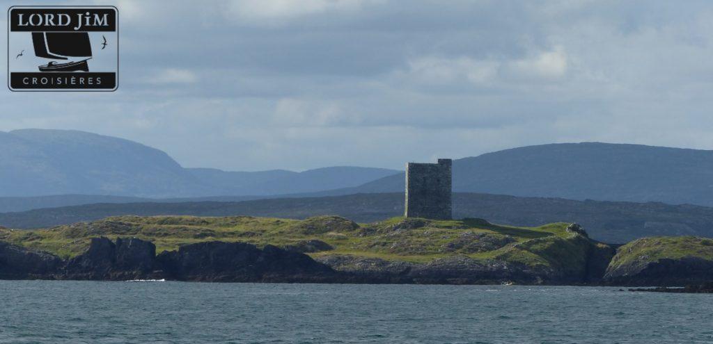 Croisière à la voile en Irlande