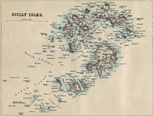 L'archipel des Iles Scilly