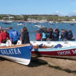 Galatea Scilly gig