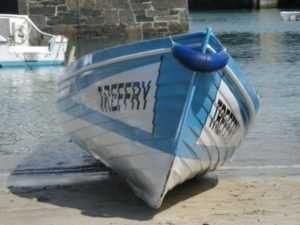 Treffy Pilot Scilly gig