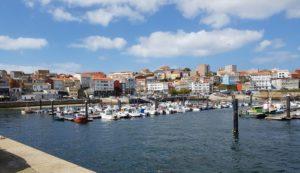 Port de Finisterre - Croisière en Galice