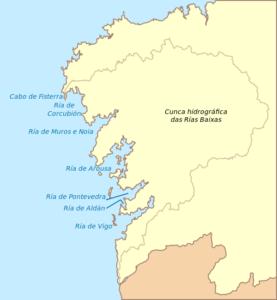 Rías Baixas - Croisière en Galice