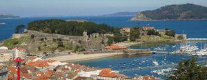 Le port de Baiona - Croisère en galice