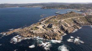 Punta da barca - Croisère en Galice