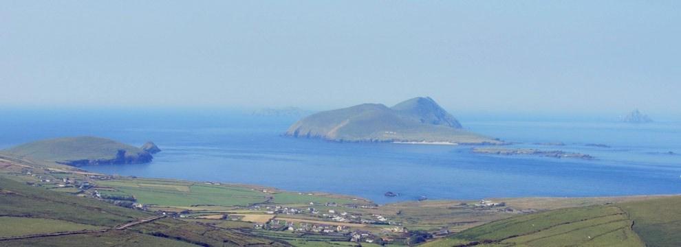 l'archipel des îles Blasket