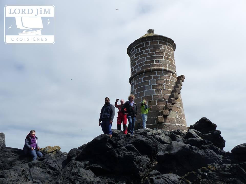 Visite de la tour des Duons