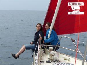 Navigation à bord de Lord Jim