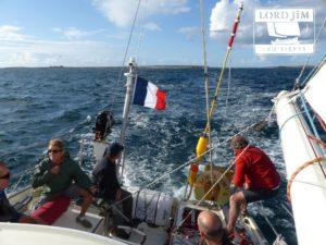 Navigation en Bretagne