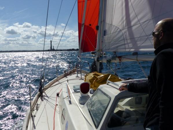 croisiere en Bretagne avec skipper