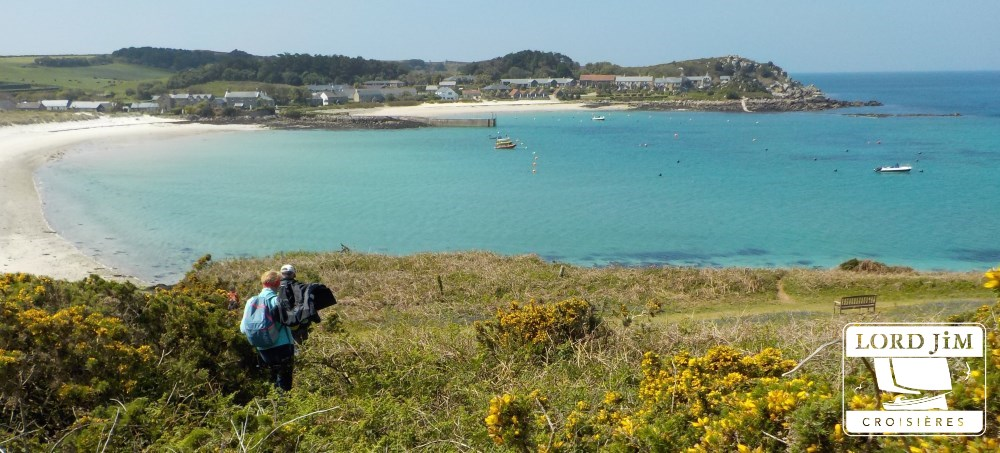 Old Grimsby -Tresco island