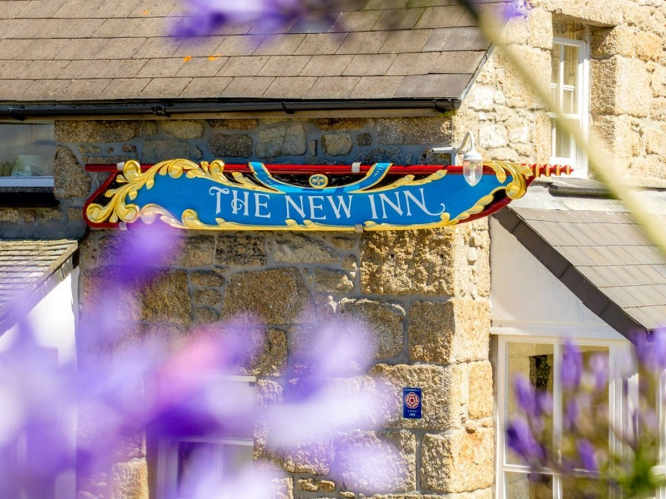 Pub New Inn - Tresco