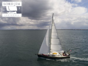 Formation skipper à bord de Lord Jim