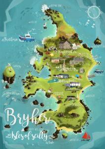 Carte Bryher