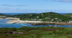 Bryer Scilly Island