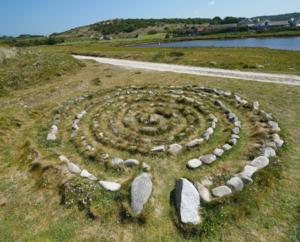 labyrinthe Popplestone