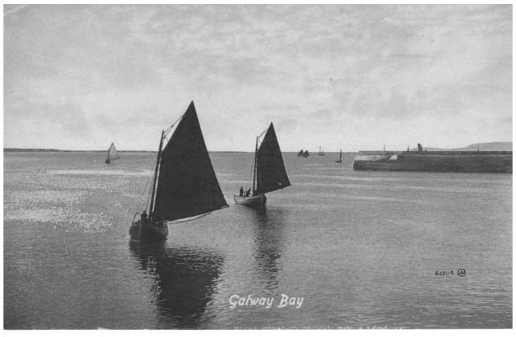 Hooker Galway Bay