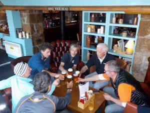 L'Atlantic Pub à St Mary