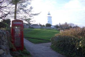Le phare de St Agnes - Scilly