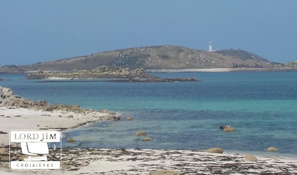 St Helen et Round Island - Scilly